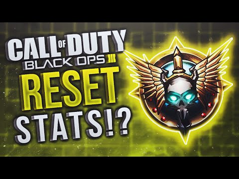 Black Ops 3 Reset Stats - BO3 Fresh Start (What Happens When You Reset Stats In Black Ops 3)