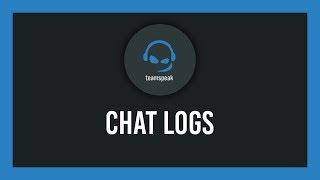 TeamSpeak Chat Logs Made Simple