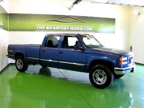 1997 GMC Sierra 3500 - YouTube