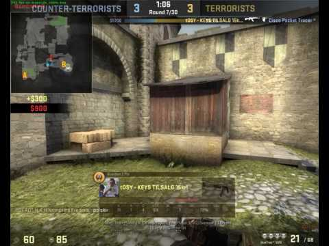 ACE on de_cbble in Global MM - tOSY