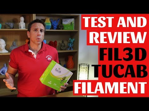 FIL3D - TUCAB Filament , is it good?