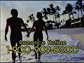 Romance Hotline: Over 35 Dating, First TV Commercial for 900# Service, 1988