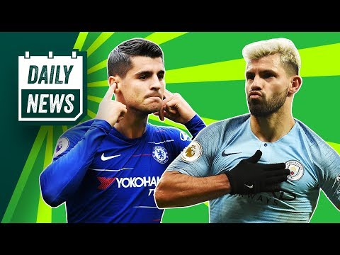 Man City 2-1 Liverpool + Morata to leave Chelsea + Real Madrid FAIL again ► Onefootball Daily News Mp3