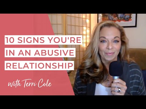 signs you are in an abusive relationship 2015