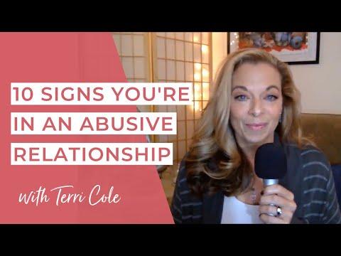 aggressive dating behavior