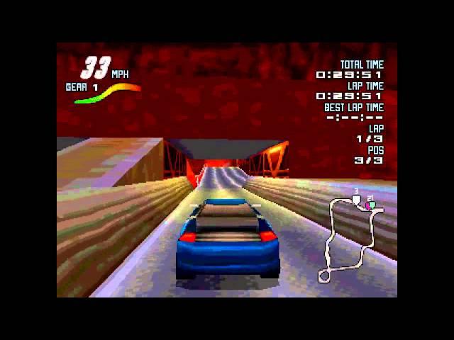 Motorhead ... (PS1) Gameplay