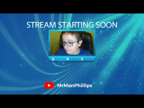 MrMan Phillips Live Stream