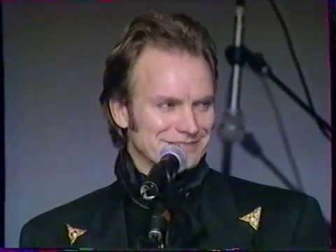 Sting chante Jacques Brel