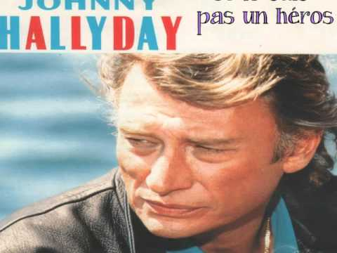 je n 39 suis pas un h ros johnny hallyday bande son cd wmv. Black Bedroom Furniture Sets. Home Design Ideas