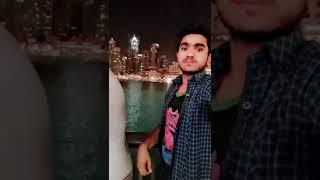 ASAD KHAN IN DUBAI BURJ KHALIFA