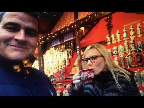 Chicago Christkindlmarket Christmas 2017