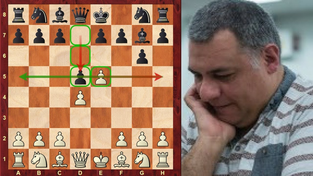 Enpassant : Special Chess Moves - The En passant move ( a special type of  pawn capture )