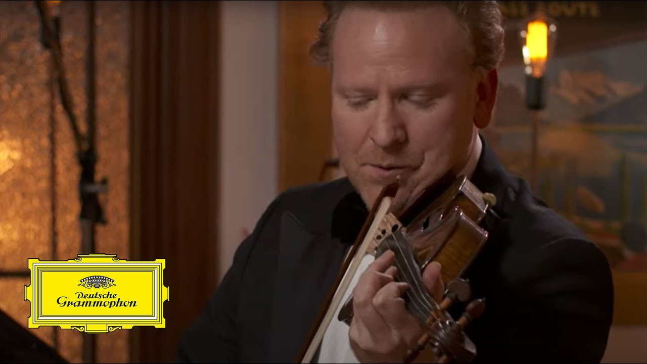 Daniel Hope & Deutsches Kammerorchester Berlin – White Christmas (Hope @ Home)
