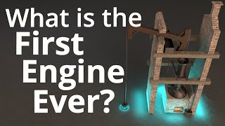 What is the First Engine Ever?
