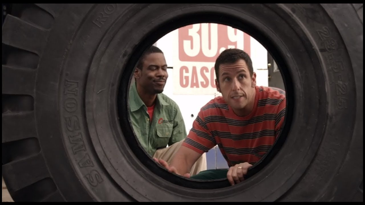 Download [Grown Ups] Funny Scene : Tire Ride