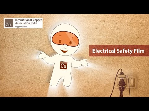 Electrical Safety Film