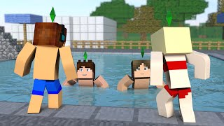The Sims Craft Ep.140 - Um Dia No Clube !! thumbnail