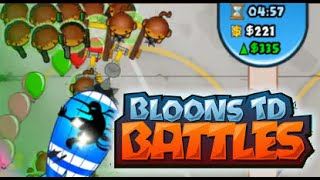 BTD Battles - Cobra's Bloon Adjustment MADNESS!