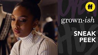 grown-ish Season 2, Episode 4   Sneak Peek: Mystery Music Drop   Freeform