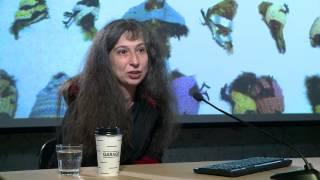 Лекция Ирины Кулик в Музее «Гараж». Кики Смит — Аннет Мессаже.