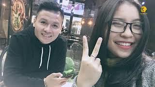 Tình cảm của Quang Hải và Nhật Lê ra sao khi tiền đạo U23 Việt Nam nổi tiếng