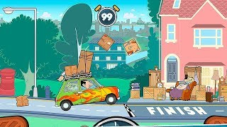 Mr Bean - Special Delivery Gameplay