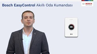 Bosch EasyControl Akıllı Oda Termostatı