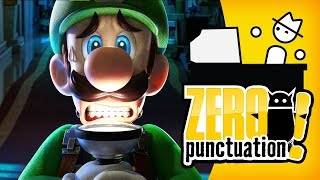 Luigi's Mansion 3 (Zero Punctuation) (Video Game Video Review)