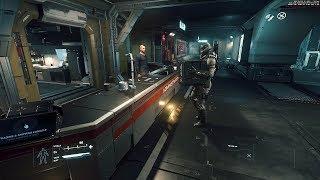 Star Citizen 3.2 Gameplay | Probe Destroy Mission & Security Post Kareah