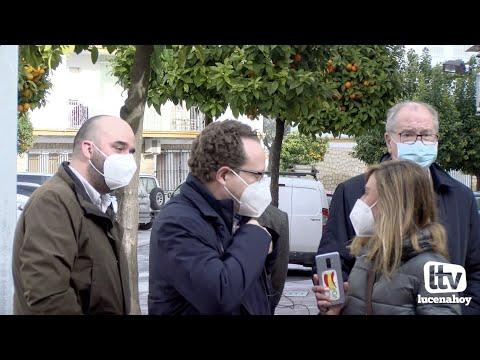 VÍDEO: Vox pide medidas contra las mafias que gestionan el fenómeno de la ocupación en Lucena