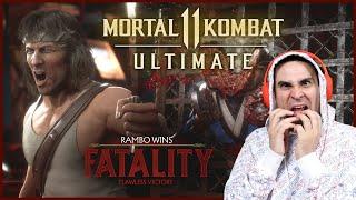 DISGUSTING FATALITIES! (Mortal Kombat 11: Ultimate)