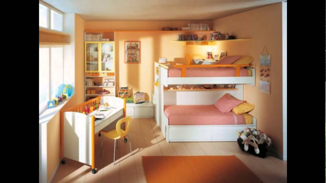 45 Kids Room designs for girls and boys Interior furniture