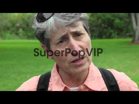 Interview - Secretary of the Interior, Sally Jewell, is i...