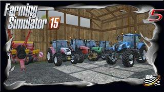 Farming Simulator 15 - vous et moi épisode 5 - les bugs - carrière suivie - multijoueurs