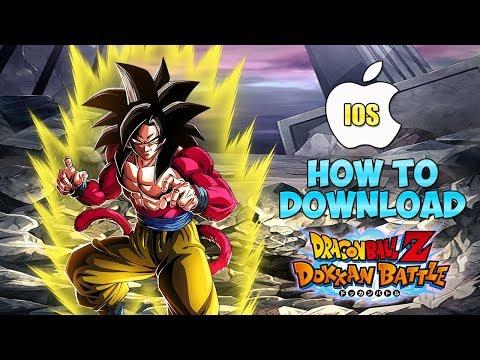 How To Download DBZ Dokkan Battle JP On IOS