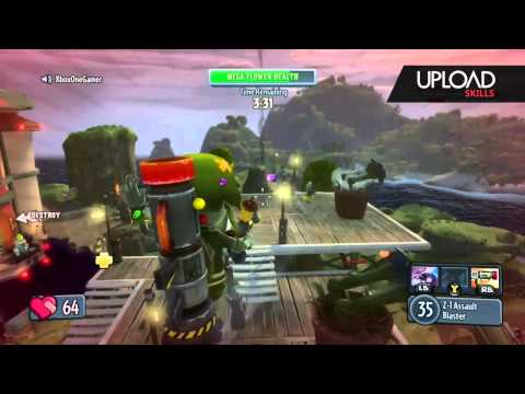 Plants vs Zombies Garden Warfare - ZPG Double Kill