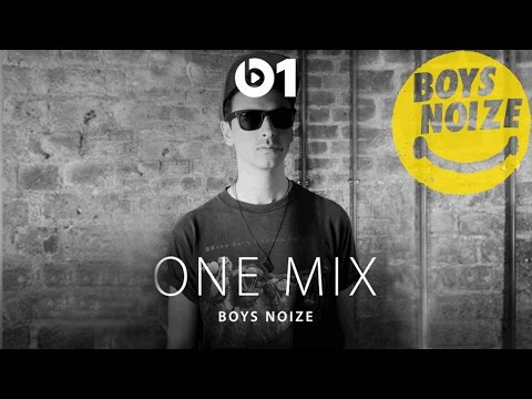 Beats1 Warehouse Mix by Boys Noize (Official Audio)