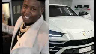 Blac Youngsta Gets Lamborghini Urus First Rapper To Drop $650K On Car