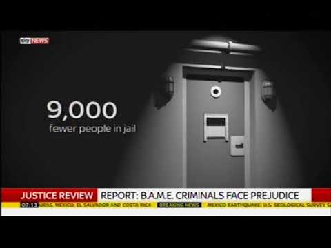 Justice Review: Report show blacks face injustices in the criminal system (Sept 2017)