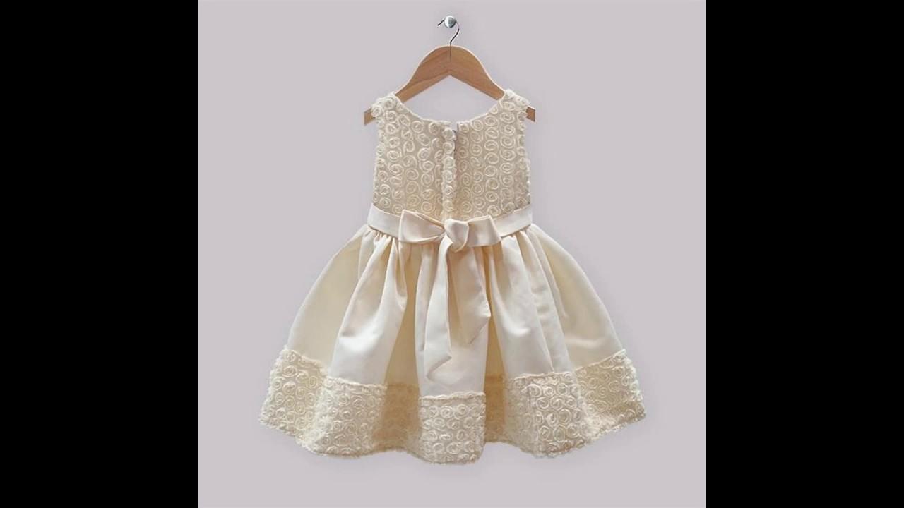 Modelos De Vestido Para Bebe Usar Em Festa De 1 Ano