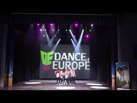 Step-ART, Dance of Europe Latvia 2018