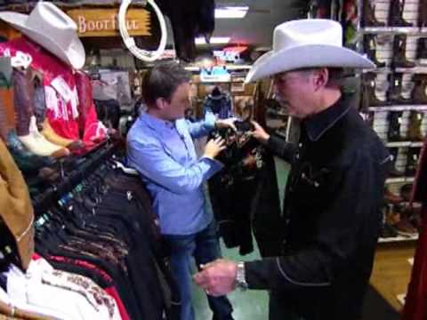 TV Guide Network Visits The Country General Store