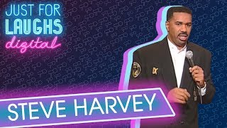 Steve Harvey Stand Up - 1993