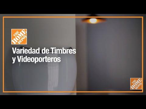Conoce nuestra gran variedad de Timbres y Videoporteros