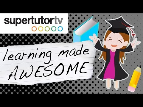 WELCOME TO SUPERTUTOR TV!