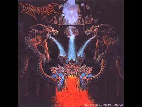 Dismember - Like an everflowing stream [Full Album] 1991
