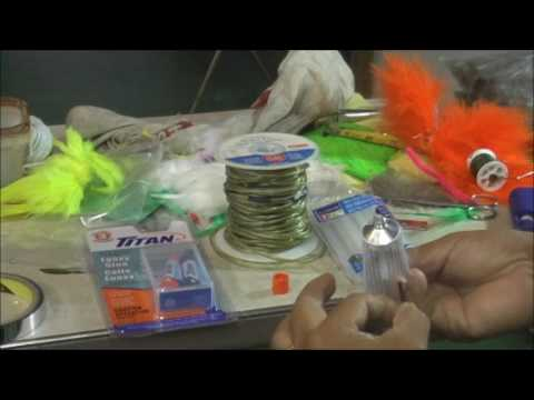 Homemade saltwater fishing lure youtube for Saltwater fishing expo
