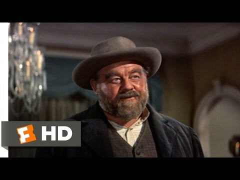 The Big Country (4/10) Movie CLIP - Rufus Crashes the Party (1958) HD