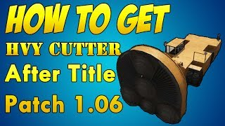 (Patched) How to Duplicate HVY Cutter After Title Patch 1.06! GTA Online