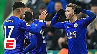 Leicester City have a 'greater mentality' than Manchester City in race for second | Premier League